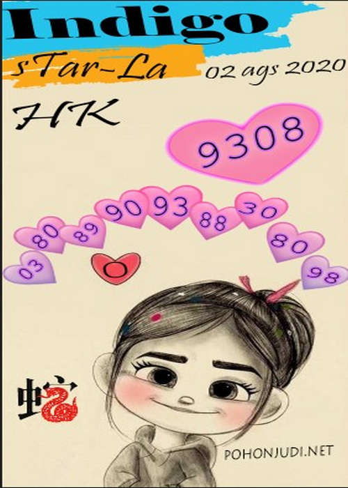 Kode syair Hongkong Minggu 2 Agustus 2020 274