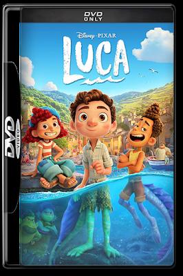 Luca [2021] [DVDR R1] [Latino]