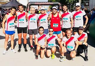 Carrera Solidaria Yepes
