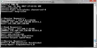 Gambar simple server