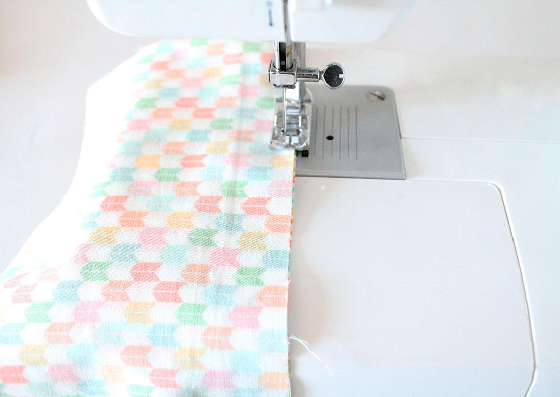 DIY Fabric Card Wallet Tutorial