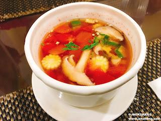 番茄蔬菜清湯