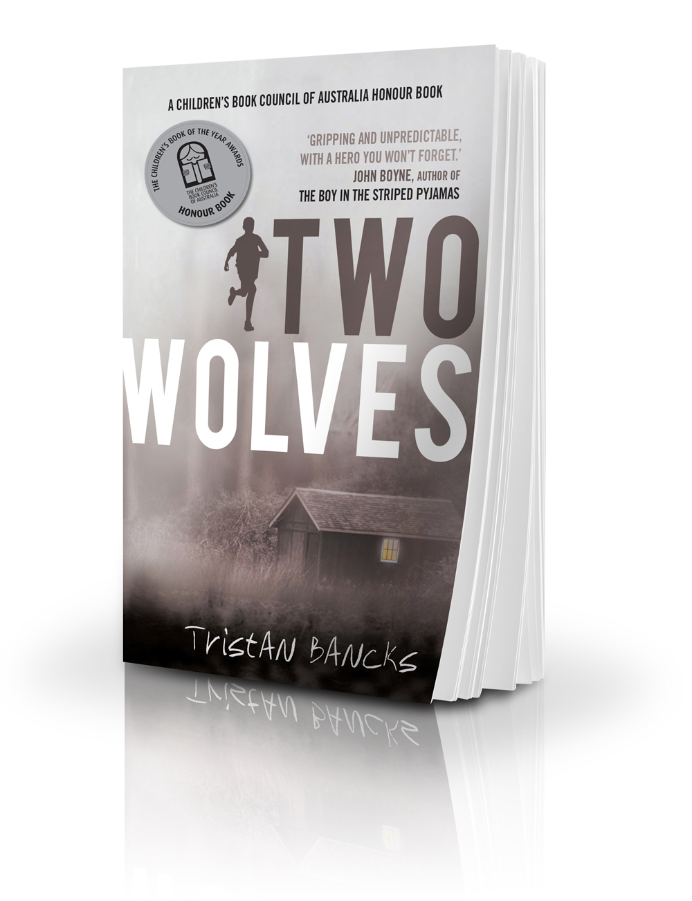 tristan bancks n children s teen author kids ya an old man tells his grandson one evening that there is a battle raging inside him inside all of us a terrible battle between two wolves