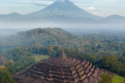 Candi Borobudur Salah Satu Candi Buddha Terbesar Didunia