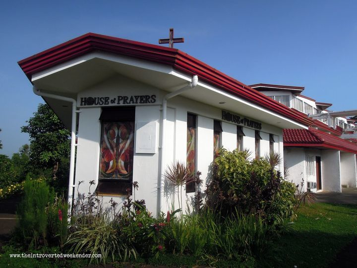 Chapel at Caliraya Resort Club