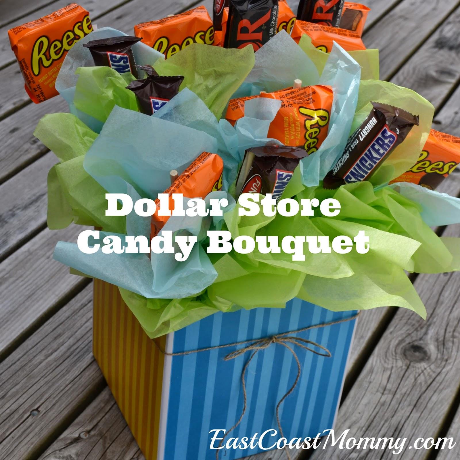 Flower Shop Near Me » how to make candy flower bouquet | Flower Shop
