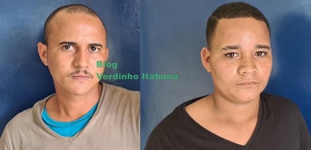 Dois irmãos são presos após confessarem ter matado pai