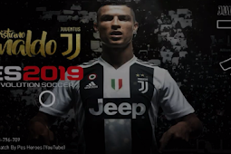 Patch PES 2019 Mobile C.Ronaldo V3.3.1 19/20 By Pes Heroes