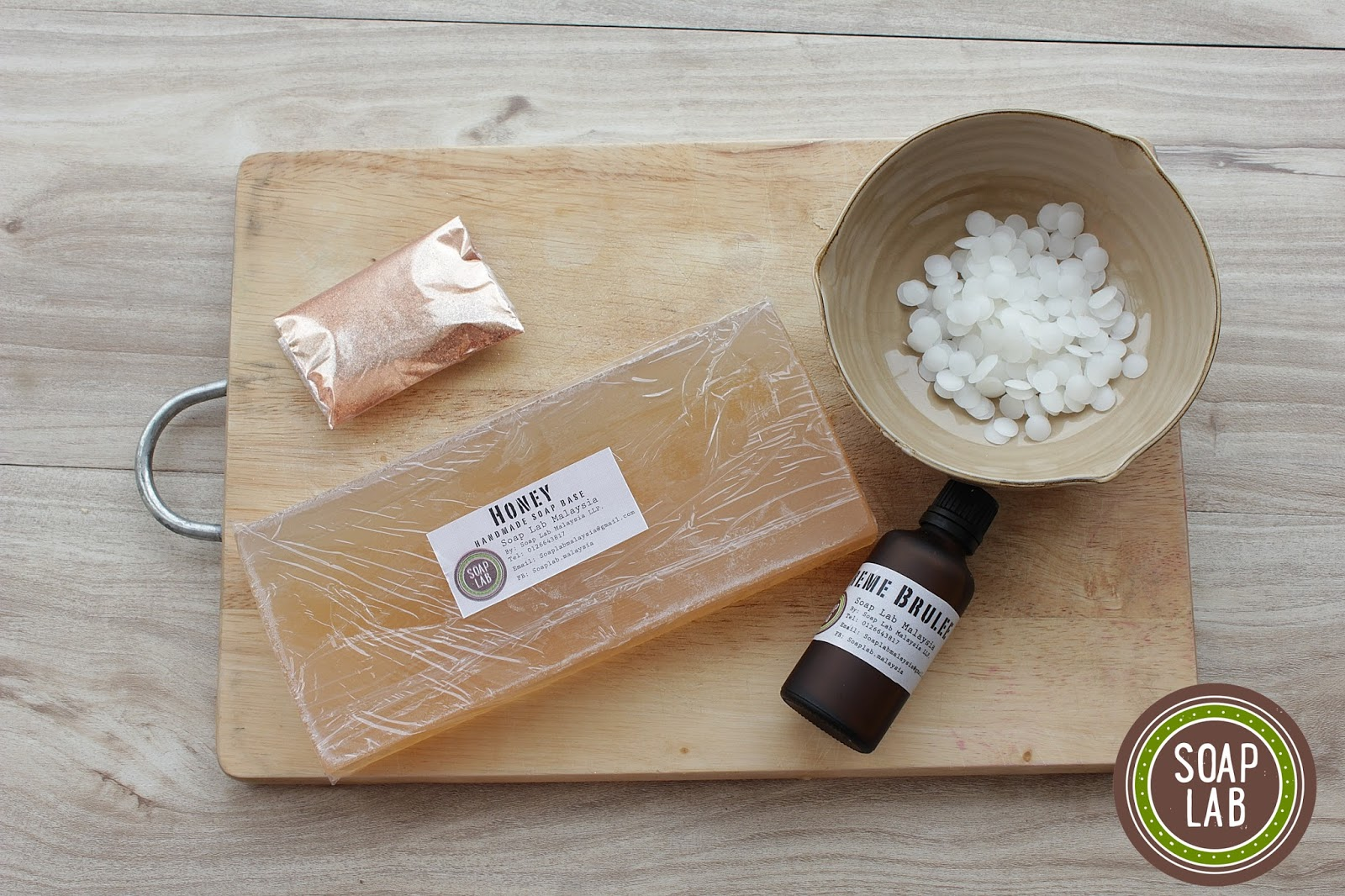 handmade natural soap malaysia