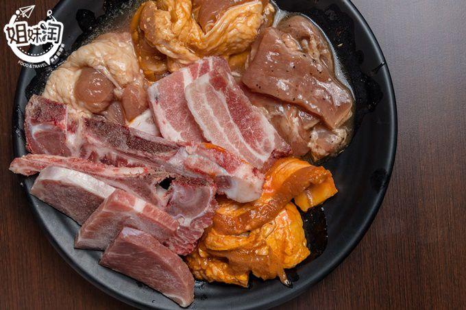 豬對有韓式烤肉吃到飽-三民區吃到飽推薦