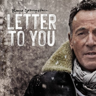 Bruce Springsteen - Letter to You Music Album Reviews