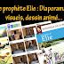 Le prophète Elie et la veuve de Sarepta : Diaporamas, visuels, dessin animé