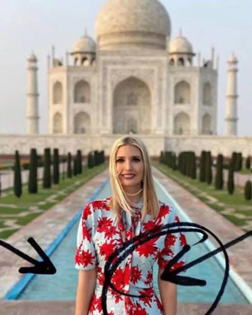 Ivanka Trump Accused of Photoshopping  Instagram Images