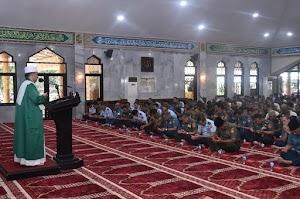 Habib Nabiel Al Musawa: Bersatu Dalam Menegakkan Agama Allah Hukumnya Wajib