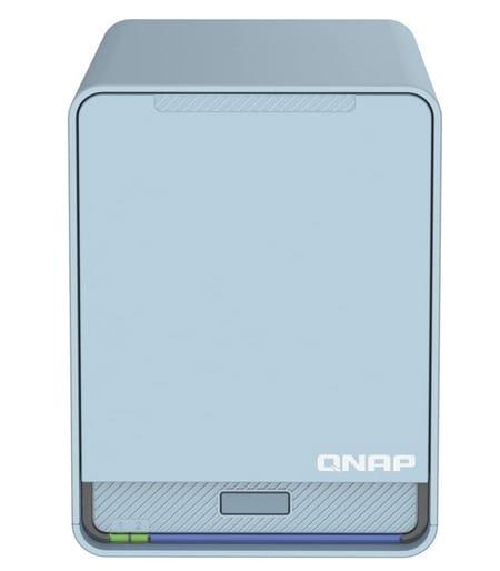 QNAP QMiroPlus-201W Tri-Band Mesh WiFi Router