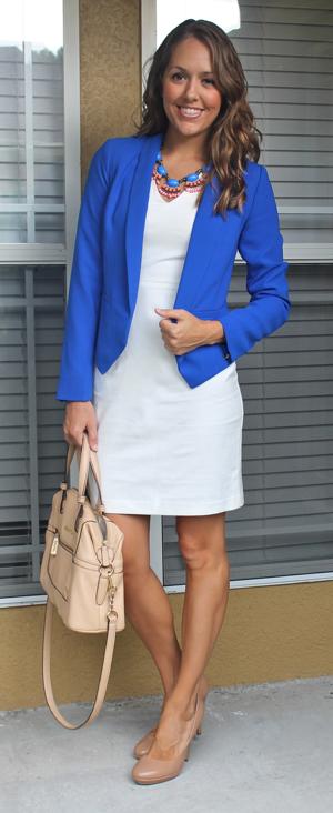 Robe courte blanche: 25 inspirations pour basculer au-delà