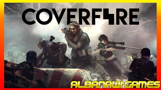 تحميل لعبة Cover Fire MOD للاندرويد من الميديا فاير