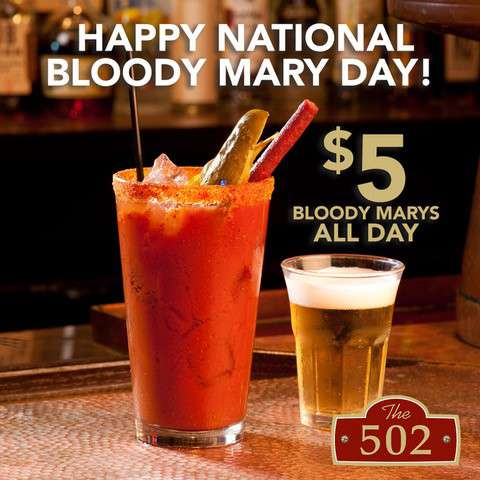 National Bloody Mary Day Wishes Photos