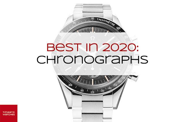 Best chronographs of 2020