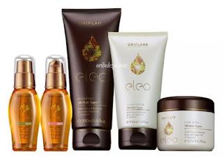 Oriflame Eleo Shampoo