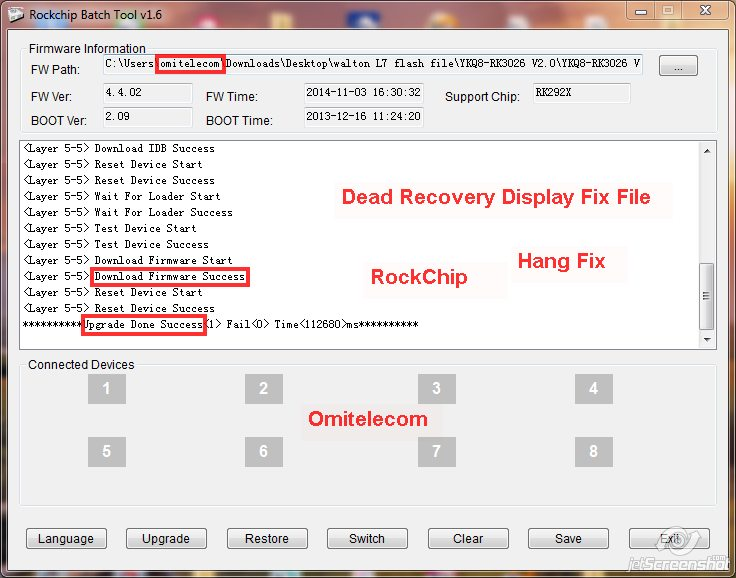 Download Rockchip Batch Tool (All Versions) - Flash Firmware
