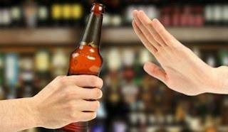 Hindari Minuman Beralkohol