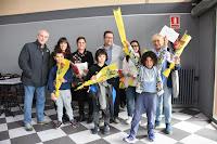 """La gimcana lingüística """"Endevina-la!"""" de Cassà ha tingut un èxit espectacular i s'han recollit 2.160 butlletes de participació"""