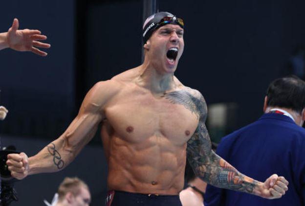 OLIMPIADAS: El nadador Caeleb Dressel es por ahora el rey de Tokio 2020 al colgarse cinco medallas de oro.