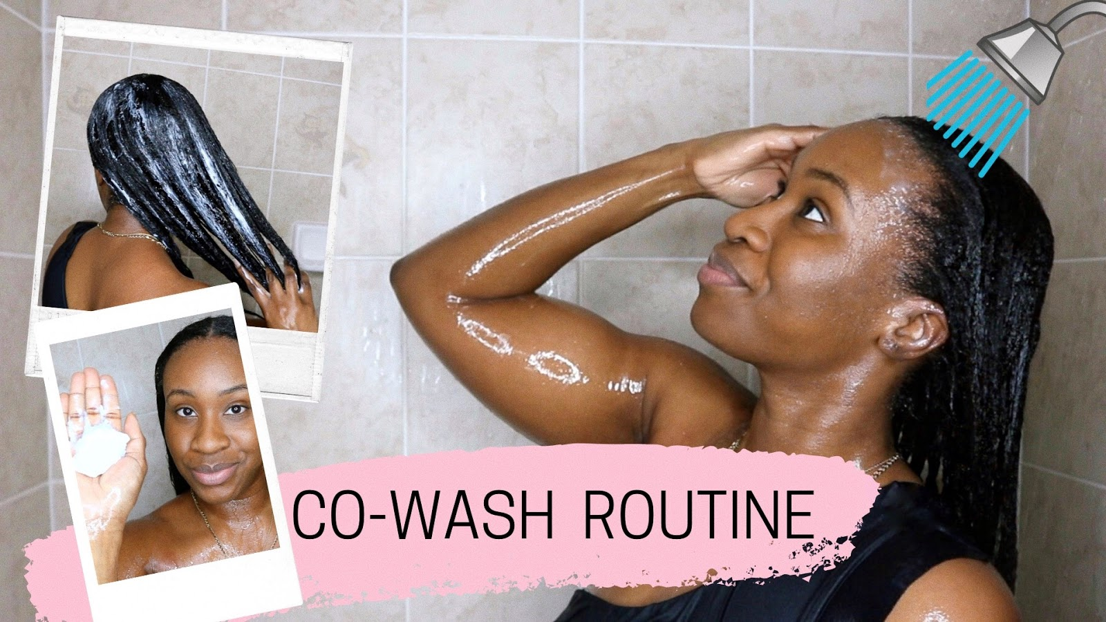 Co-wash Routine on My Relaxed Hair | www.HairliciousInc.com
