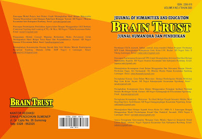 Jurnal BRAIN TRUST