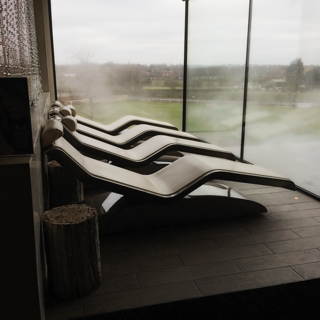 Changing rooms, Hale Country Club & Spa, Spa Days, Cheshire Spa Days, Luxury Pampering, Hale