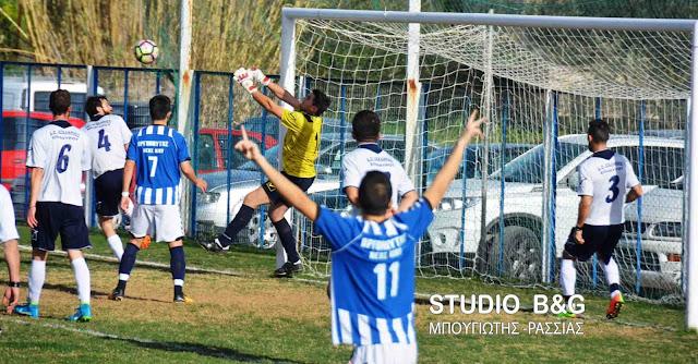 Νίκη για τον Αργοναύτη με 5-0 απέναντι στον Ασκληπιό