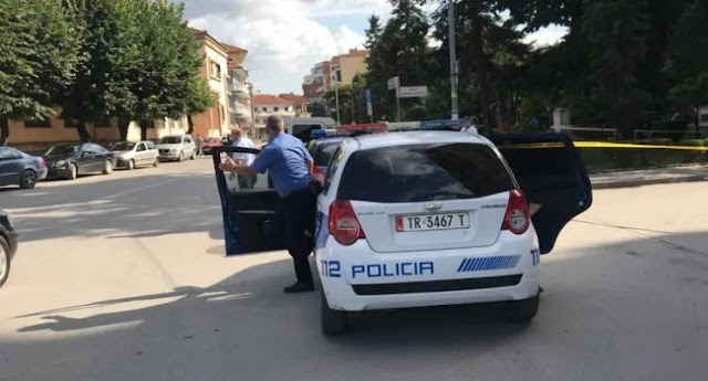 Scarry in Korça, an 18-year-old man tried to kidnap a 4-year-old little girl from mother's hands