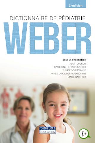 Dictionnaire WEBER de pédiatrie.PDF