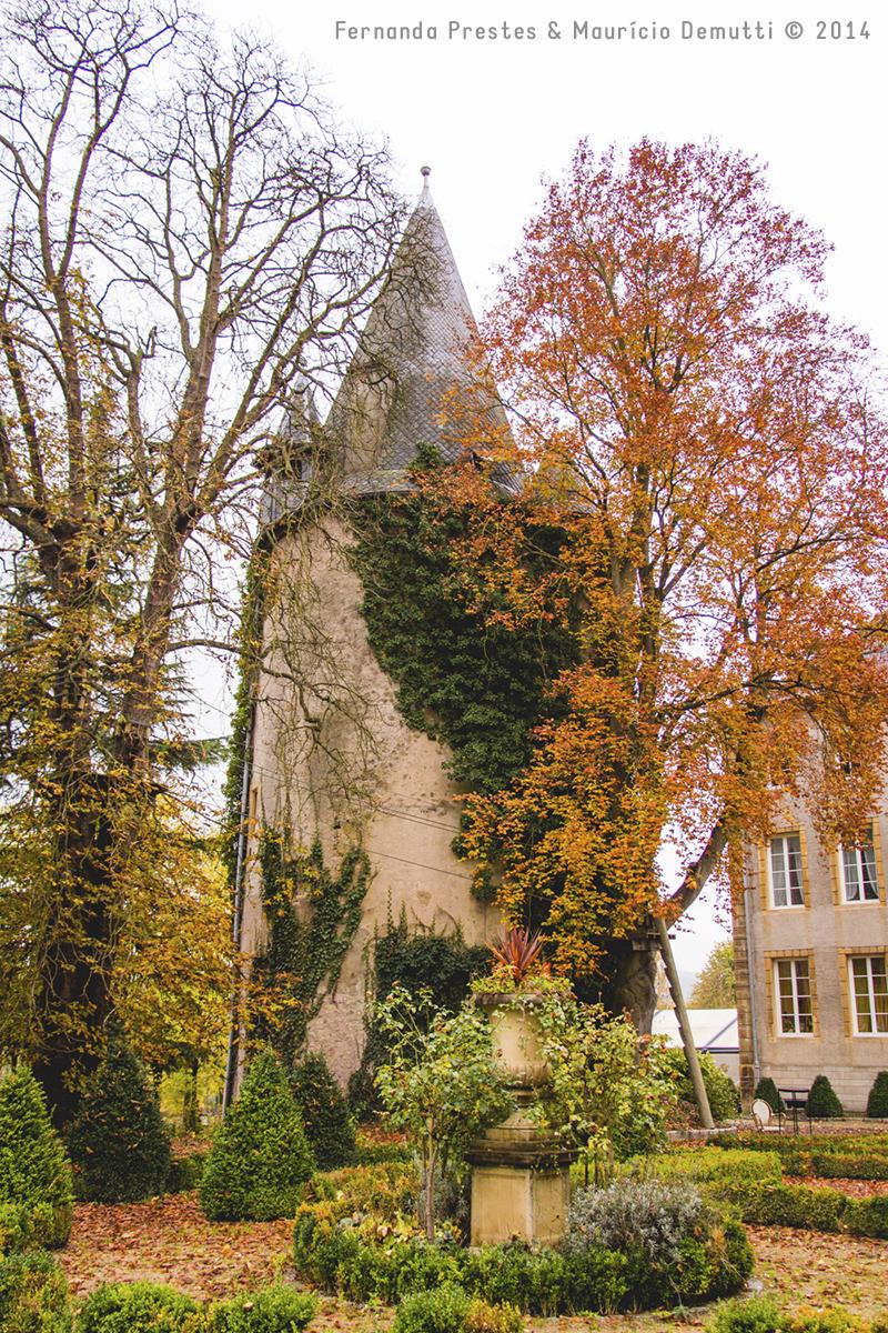 cores do outono em schengen
