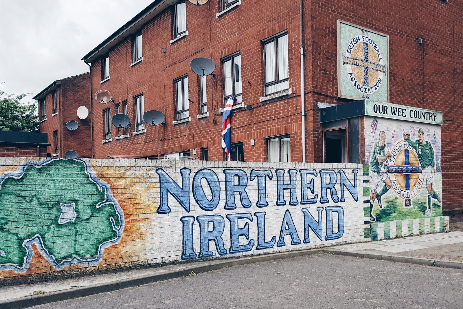 Biking Belfast