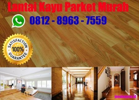 lantai kayu murah, lantai parket murah