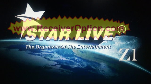 STAR LIVE Z1 HD RECEIVER NEW SOFTWARE 25 MARCH 2020
