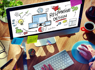 website building , web design