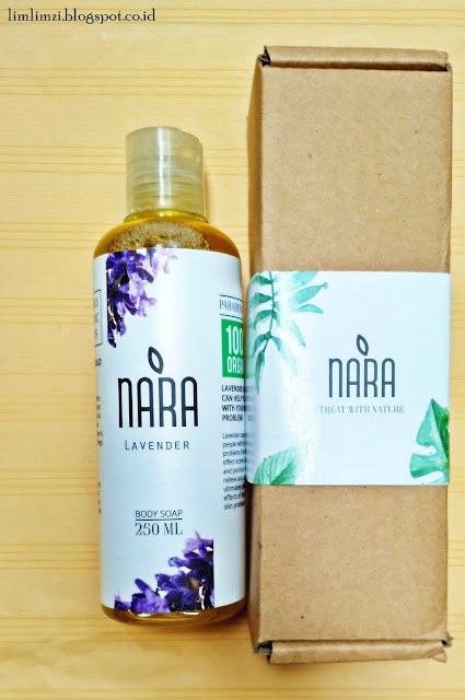 Nara Lavender Nara Peppermint Nara Sweet Orange Nara Lemongrass