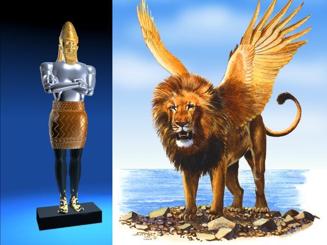 profecia estatua daniel
