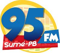 Rádio 95 FM - Sumé/PB