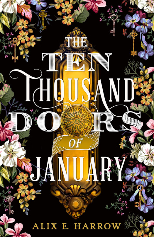 Interview with Alix E. Harrow, author of The Ten Thousand Doors of January