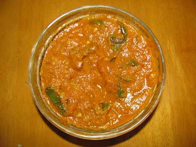 Cauliflower Capsicum Combo Masala Gravy