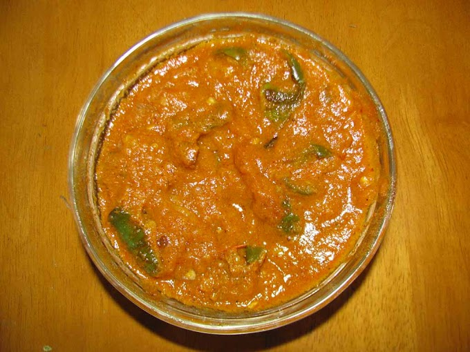 Cauliflower Capsicum Combo Masala Gravy Recipe
