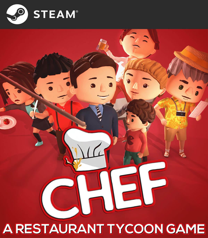 تحميل لعبة الشيف Chef A Restaurant Tycoon للكمبيوتر