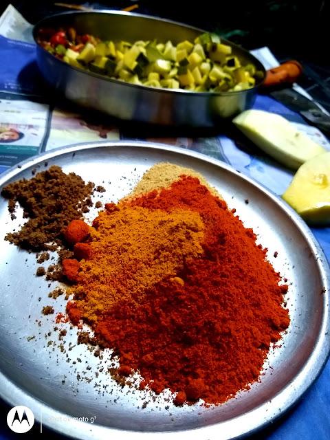 achar-spices