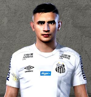 PES 2020 Faces Derlis González
