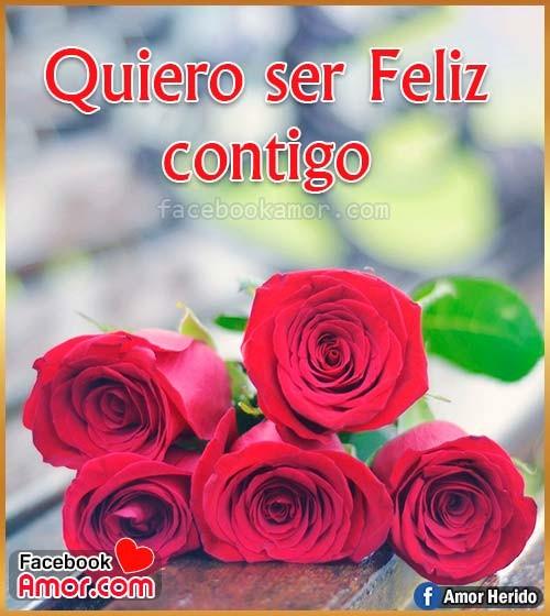 rosas con mensajes de amor