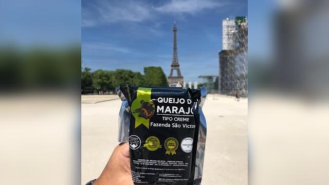 Queijo do marajó é exclusividade do Brasil, reconhecido no exterior